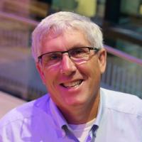 Pastor Russ Laughlin